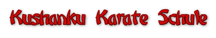 Kushanku Karate Schule Gau Algesheim